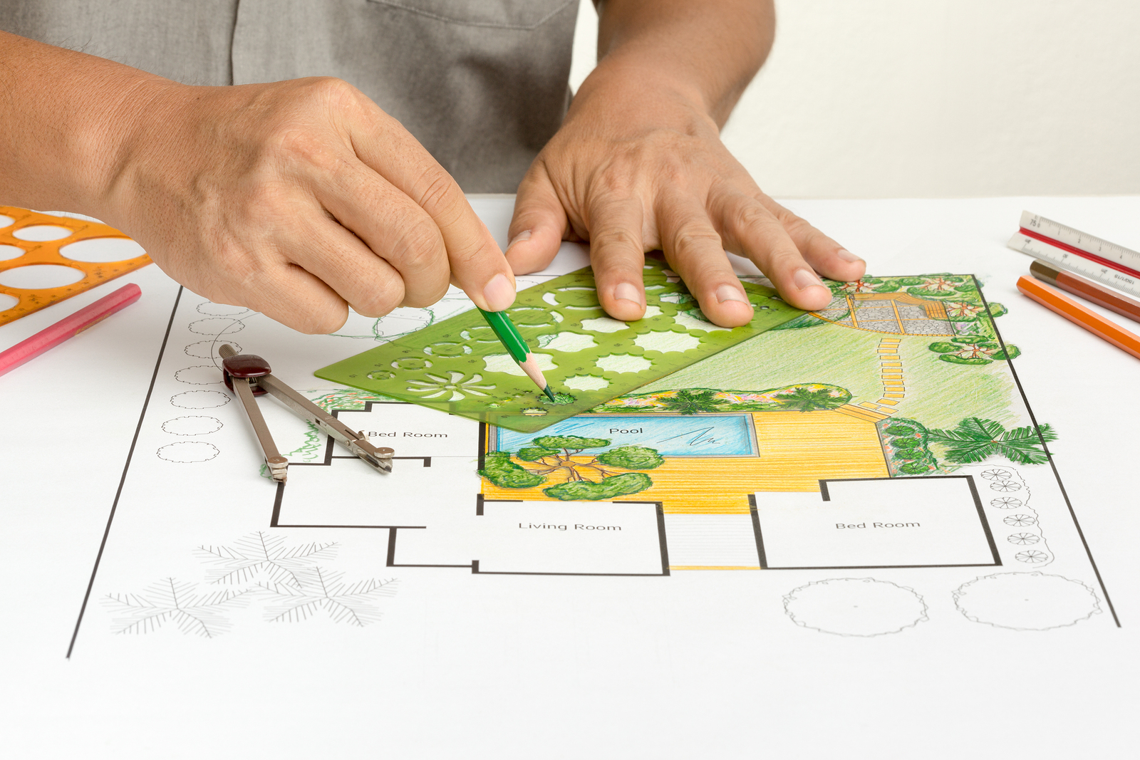 Find the right features for your land